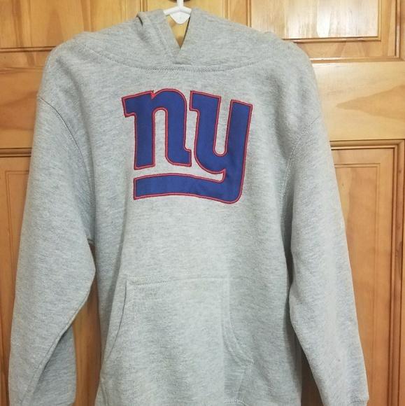 04a80fc7 Kids Reebok NFL NY Giants hoodie.